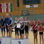 3. Platz: Birdies (Lena, Lena Ü. Julia, Sonja) 533 Punkte
